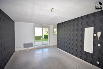 Appartement Coulogne T2 RdC+terrasse+parking